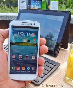Samsung Galaxy S III & Slate