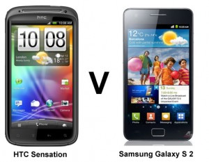 HTC to Samsung Galaxy S II