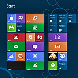 Windows 8 for Slates